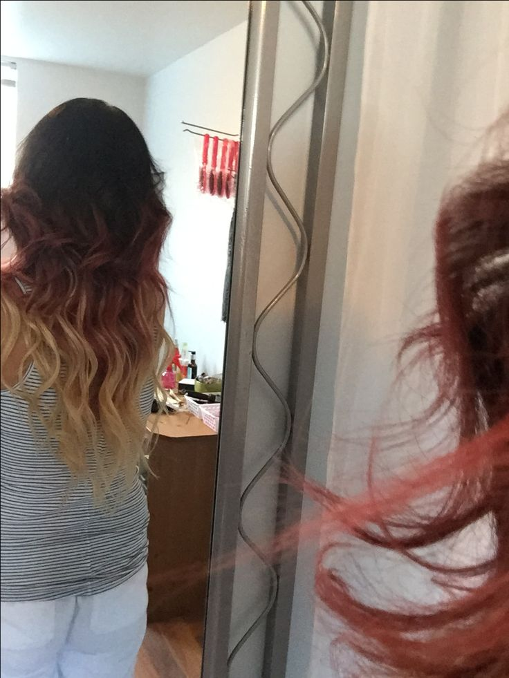 """Extensions blond 22"""""""