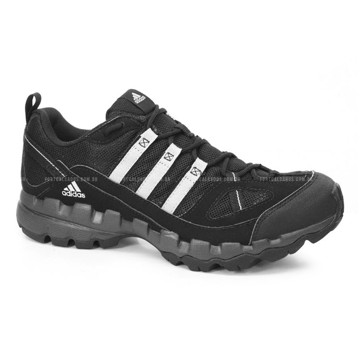 Tênis Adidas Ax 1 Masculino Preto Cinza