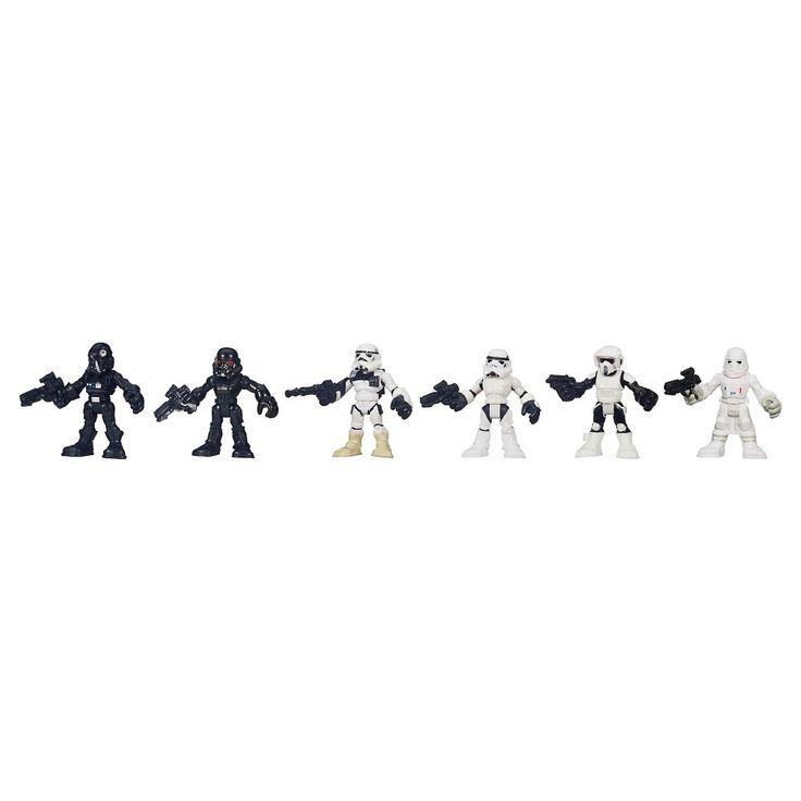 Playskool Heroes Star Wars Galactic Heroes Imperial Forces
