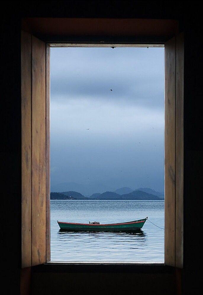 Bluehome Window View Windows Open Window