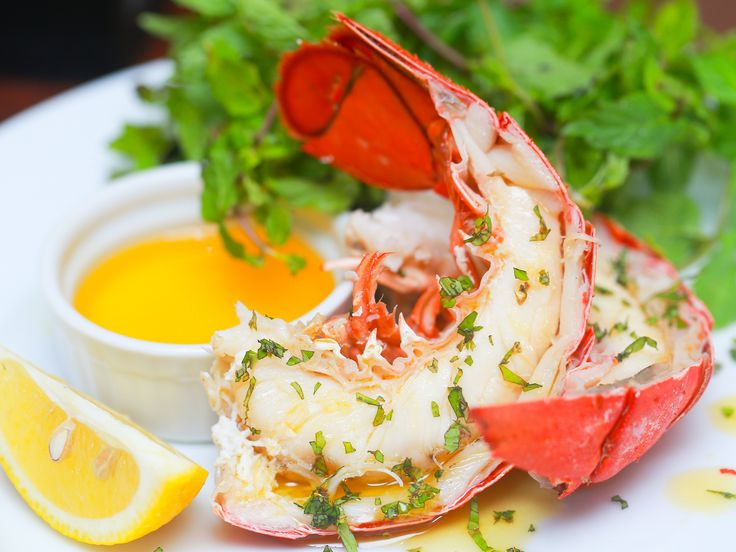 Lobster tails can be boiled, baked, grilled or steamed. Boiled lobster tails retain moisture and are easy to prepare at home. Read more about how to boil lobster tails below. Find frozen lobster tails, unless you live in a place that...