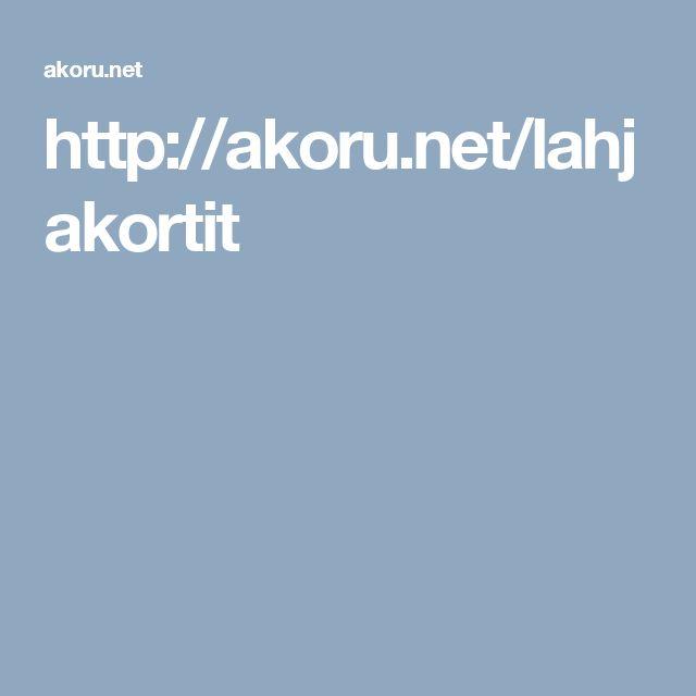 http://akoru.net/lahjakortit