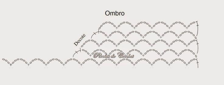---                  Usei 2 novelos de Barroco MaxColo da Círculo S.A   agulha Barroco 4mm     Passo1 - Confeccionar todo o square abaix...
