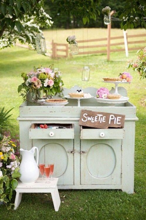 sweetie pie display