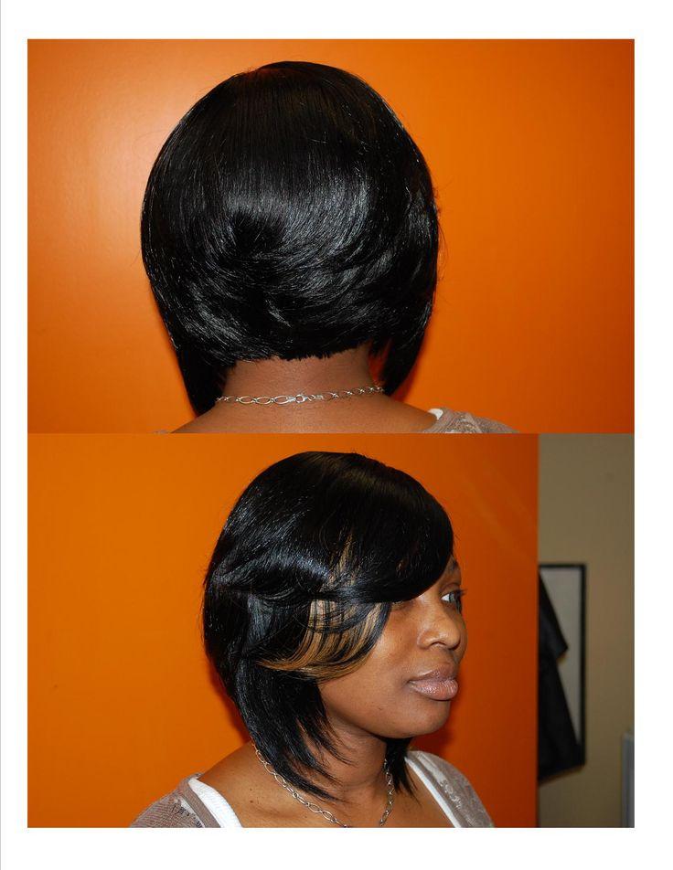 Terrific 1000 Images About Medium Length Black Hairstyles On Pinterest Short Hairstyles Gunalazisus
