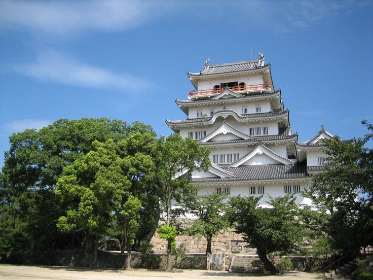 福山城  2006年8月  #castle