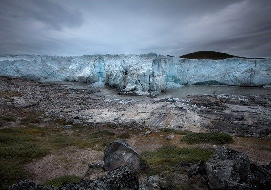 Klima in Grönland - Globale Erwärmung