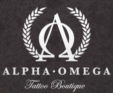 Alpha Omega Tattoo