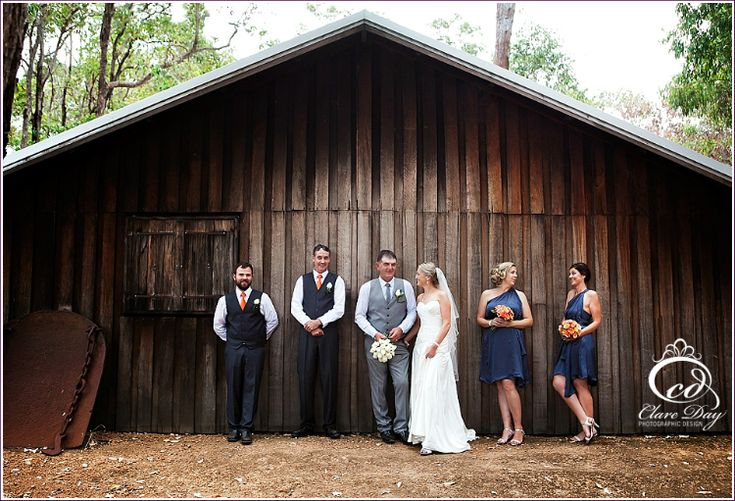 Bobby Jo and John's Pemberton Wedding - As featured on Coast to Country Weddings