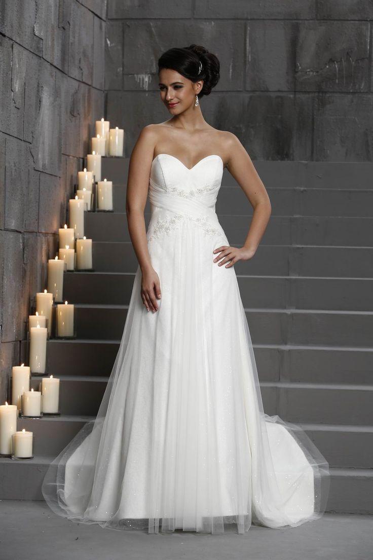 D'Zage #Bridal Style D31454