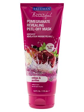Face Mask || Pomegranate Revealing Peel-Off Mask- Refines & Purifies (all skin types)