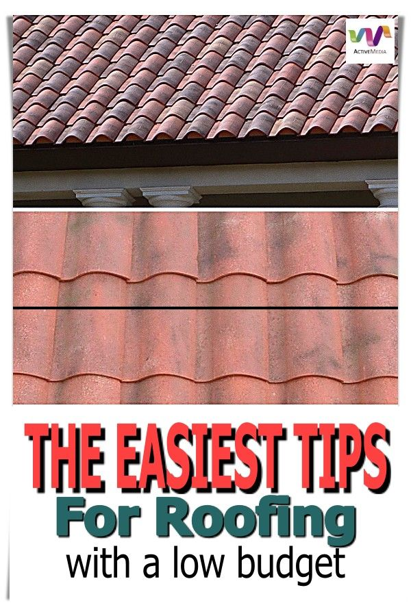 Roofing Tips Although Your Shingles Can Often Create A Leak To Occur You Can Even Examine From The Roof S Foundation Water W In 2020 Roofing Important Facts Tips