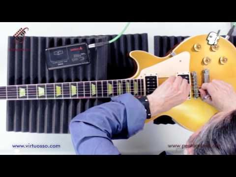 Como ajustar la guitarra electrica - YouTube