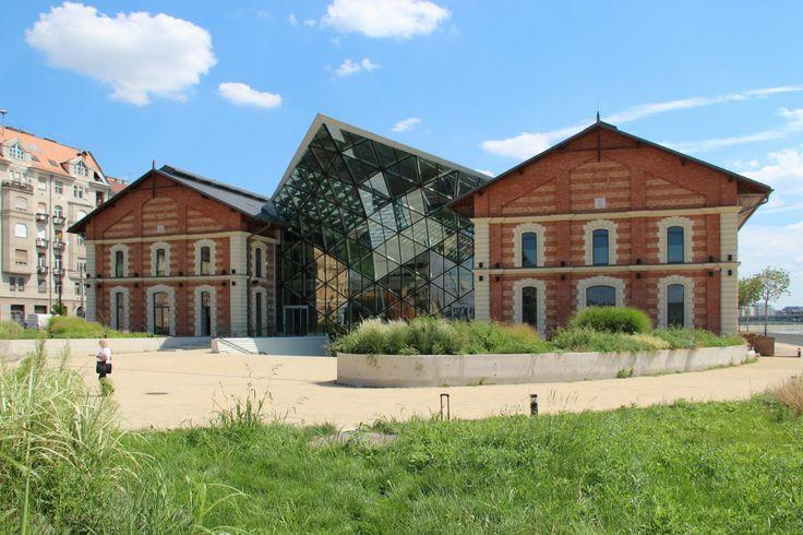Architects: ONL  Location: Közraktárak Budapest Hungary