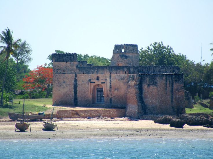 Beginning in the 16th century the Gereza Kilwa Fort at Kilwa Kisiwani, Tanzania, was used by the Portuguese and Omanis to control trade on the East African coast.