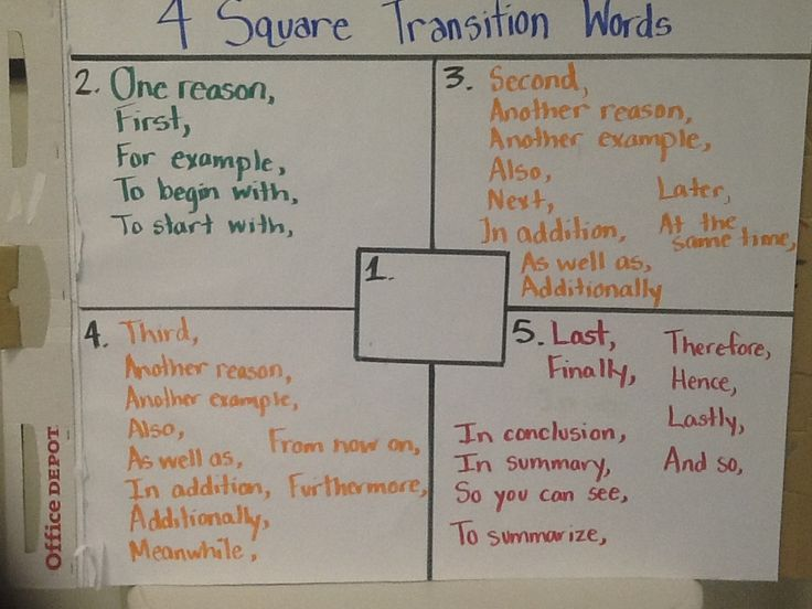 best 25  four square writing ideas on pinterest
