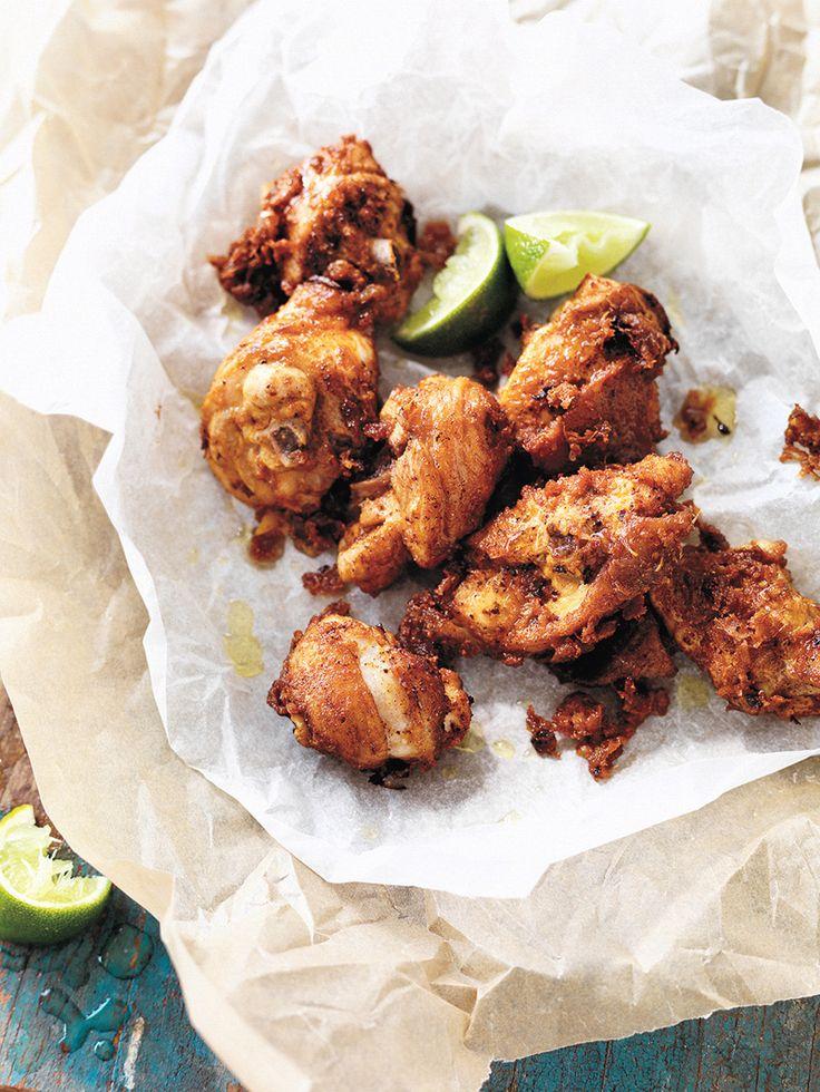 Malaysian 'mamak style' fried chicken by manu