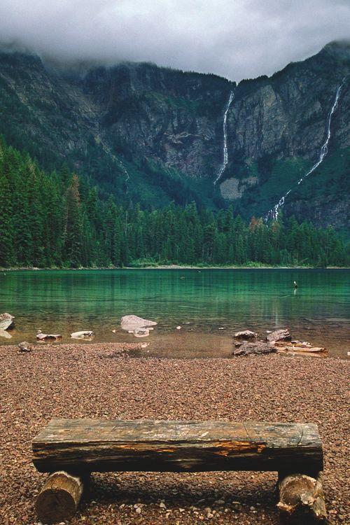 Glacier National Park, Montana ↝ David Marx