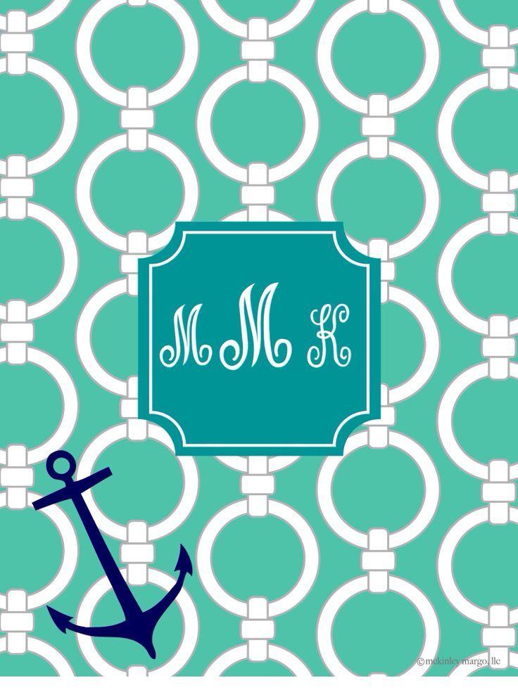 wallpaper free monogram desktop - photo #45