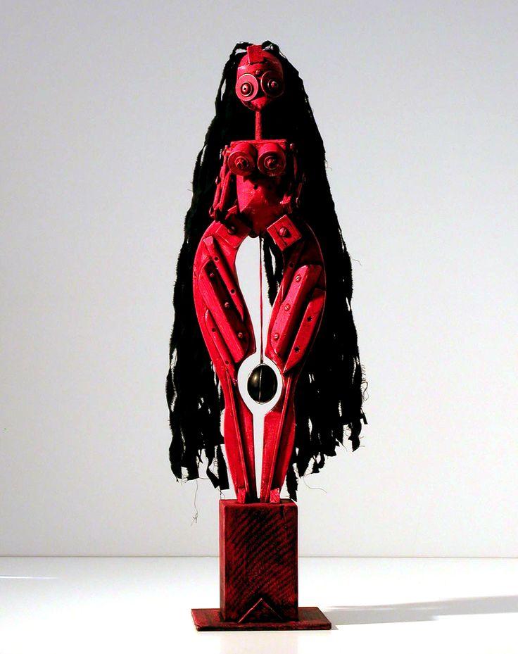 "Assembled Sculpture ""DRG Alana"""