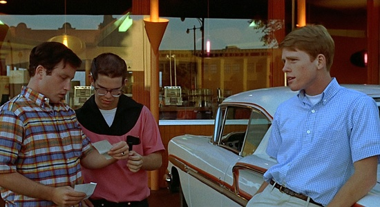 The life of george lucas and his first 1973 film american graffiti
