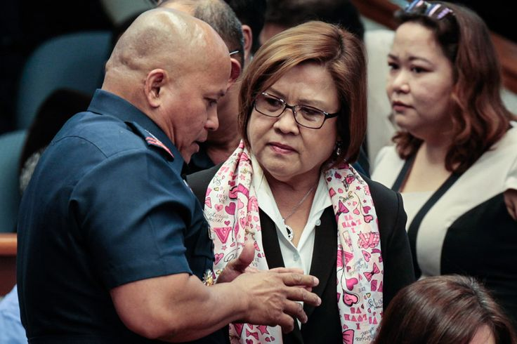 Senator Leila de Lima on Saturday said the administration of President Rodrigo Duterte appears to be looking for a scapegoat amid the scandal hanging over the PNP following the spate of alleged ...