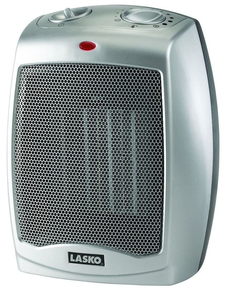 Lasko 754200 Ceramic Heater with Adjustable Thermostat #Lasko