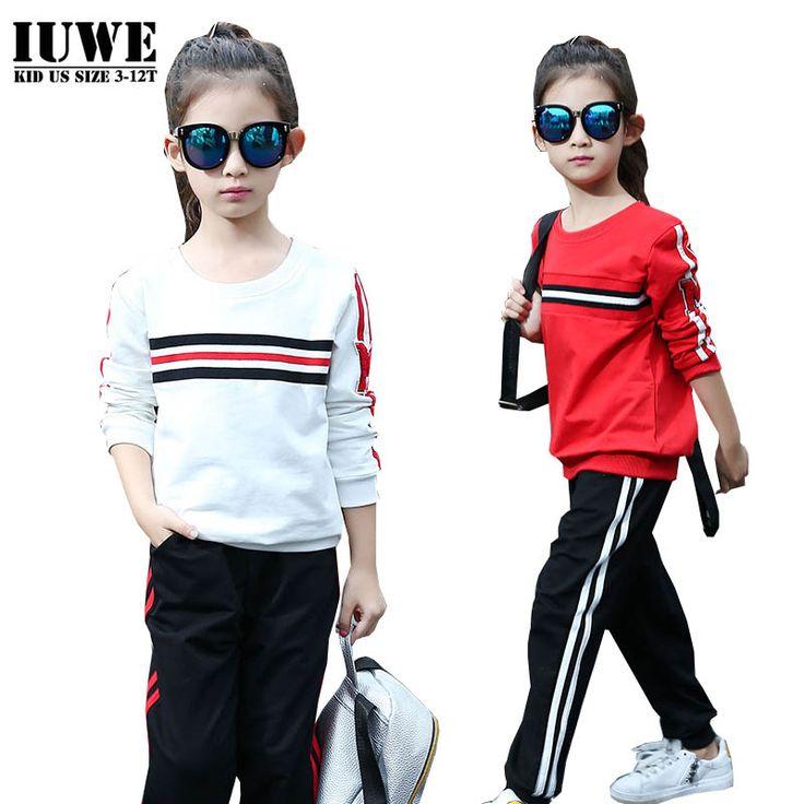 $26.99 (Buy here: https://alitems.com/g/1e8d114494ebda23ff8b16525dc3e8/?i=5&ulp=https%3A%2F%2Fwww.aliexpress.com%2Fitem%2FTracksuit-for-Girls-Boutique-Clothing-for-Girls-Fashion-Children-s-Tracksuit-Survetement-Football-Clothing-for-Teen%2F32720907491.html ) Tracksuit for Girls Boutique Clothing for Girls Fashion Children's Tracksuit Survetement Football Clothing for Teen of 10 ans for just $26.99