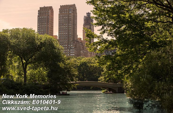 ☞ An oasis of greenery provides a much needed break.#central #park #wall #decor #tapeta #foto #poster