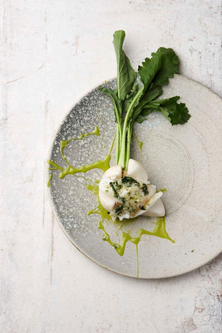 Turnip with salted cod fish | Faroese Hotel Føroyar | FOUR Magazine