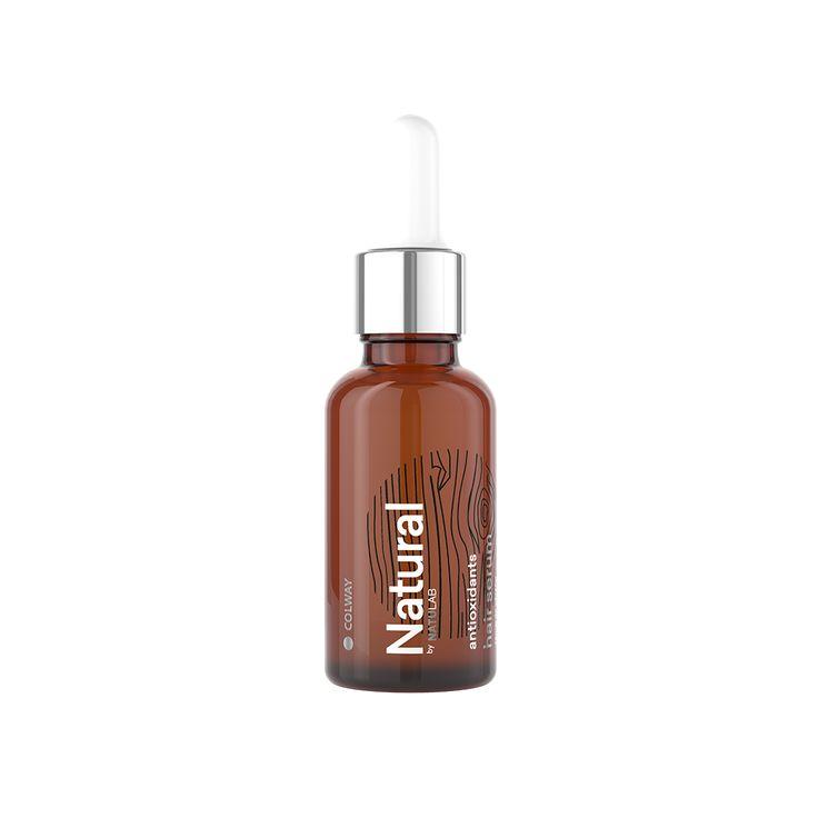 Włosy ulegają osłabieniu przez stres, promieniowanie UV i intensywne zabiegi fryzjerskie. Zdrowe są sprężyste, elastyczne, puszyste, a ich pielęgnacja nie sprawia problemów.  By wzmocnić Twoje włosy i zabezpieczyć je przed działaniem szkodliwych czynników wykorzystaliśmy 100% naturalne oleje zapewniające maksimum odżywienia i nawilżenia włosom. Nasze Serum wygładza suche i zniszczone włosy, wspomaga naprawę ich uszkodzonej struktury.