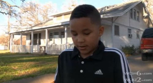 8-Year-Old's Quick Thinking Saves Him & Sister From Being Kidnapped (VIDEO)