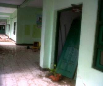 Teror Merebak, Kantor BPBD dan KPPT Dirusak Oknum Tak Bertanggungjawab