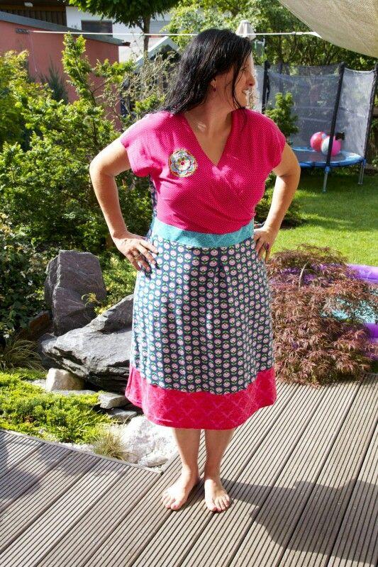 Was für ein schönes Kleid! www.frau-lula.blogspot.de
