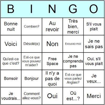 Francés hasta en la sopa...: JEUX FLE