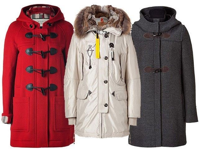 Пальто зимняя женская