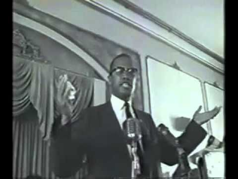 Malcolm X Speech in Los Angeles (May 5, 1962) - YouTube