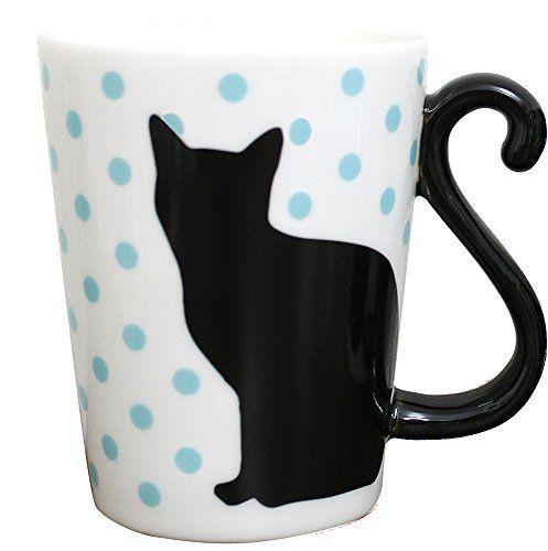 17 mejores ideas sobre taza de gato en pinterest amantes El gato negro decoracion