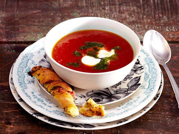Partysuppen für lange Nächte - bloody-mary-suppe  Rezept