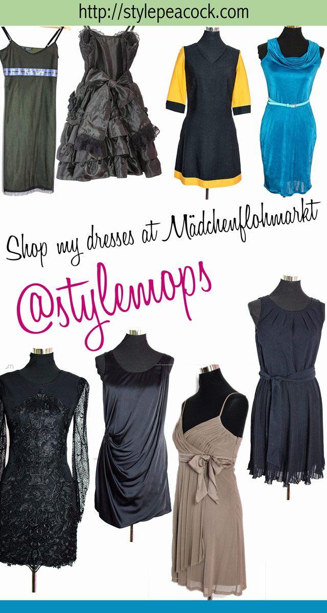 Shop my blogger style @ Meine kleider