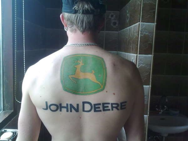 20 WTF Redneck Tattoos... Now That's Pride!