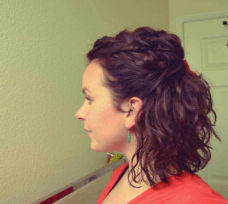 Mama Mandolin: 3 Ways To Wear A Hair Bow (and Not Look