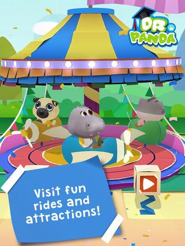 Beautiful! Dr. Panda's Carnival by Dr. Panda Ltd | apps.farm