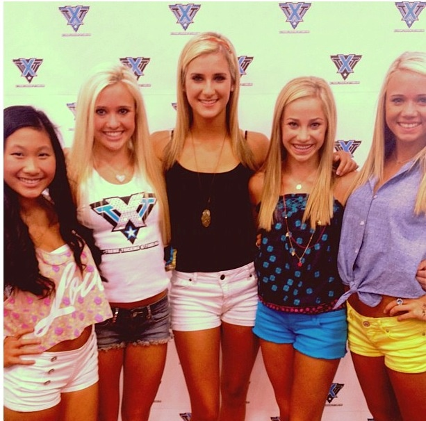 peyton mabry and Jamie andries