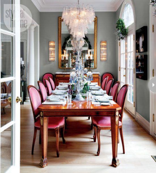Glamorous Dining Rooms: Best 25+ Elegant Dining Ideas On Pinterest