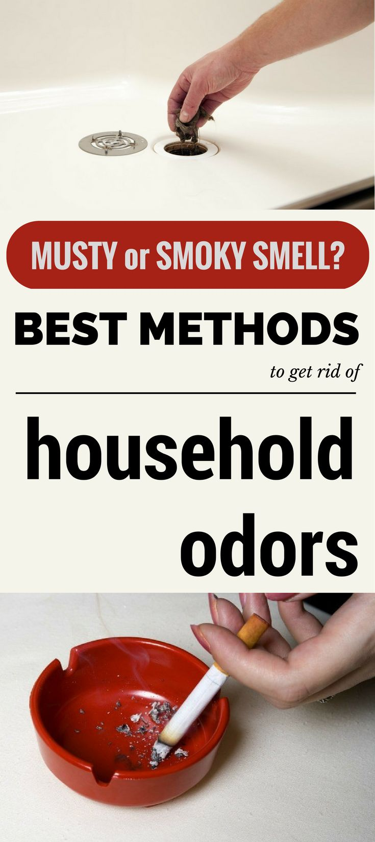 Musty Or Smoky Smell Best Methods To Get Rid Of Household
