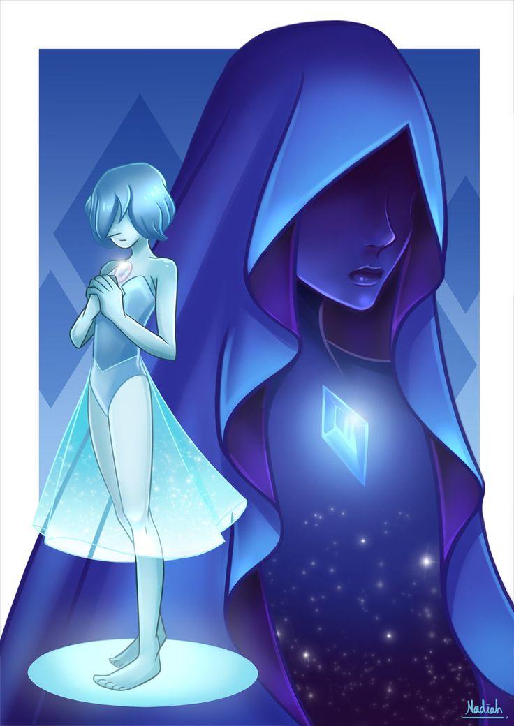 steven_universe__blue_diamond_and_blue_pearl_by_kisetsukaze-dagfvet.jpg (1024×1448)