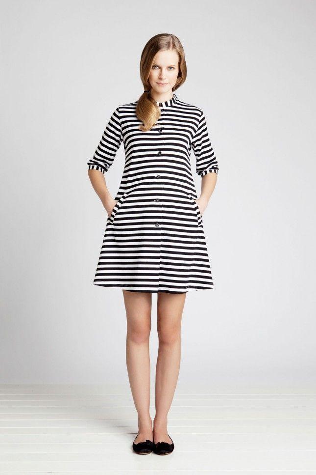 29 Retro Dresses Inspired by '60s Fashion via Brit + Co.