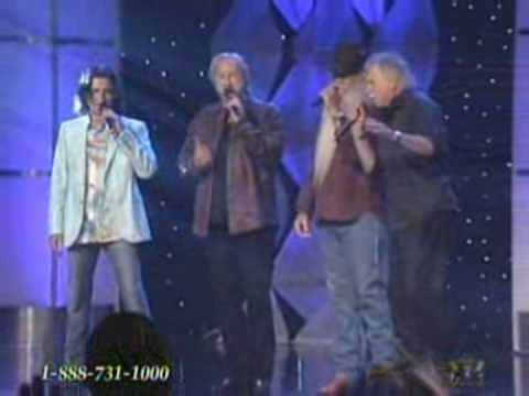 Jason Crabb & The Oak Ridge Boys - Just a little Talk with Jesus & Amazing Grace
