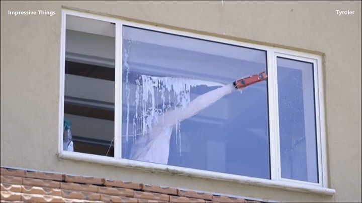 Clean the outside of your windows, while staying inside!
